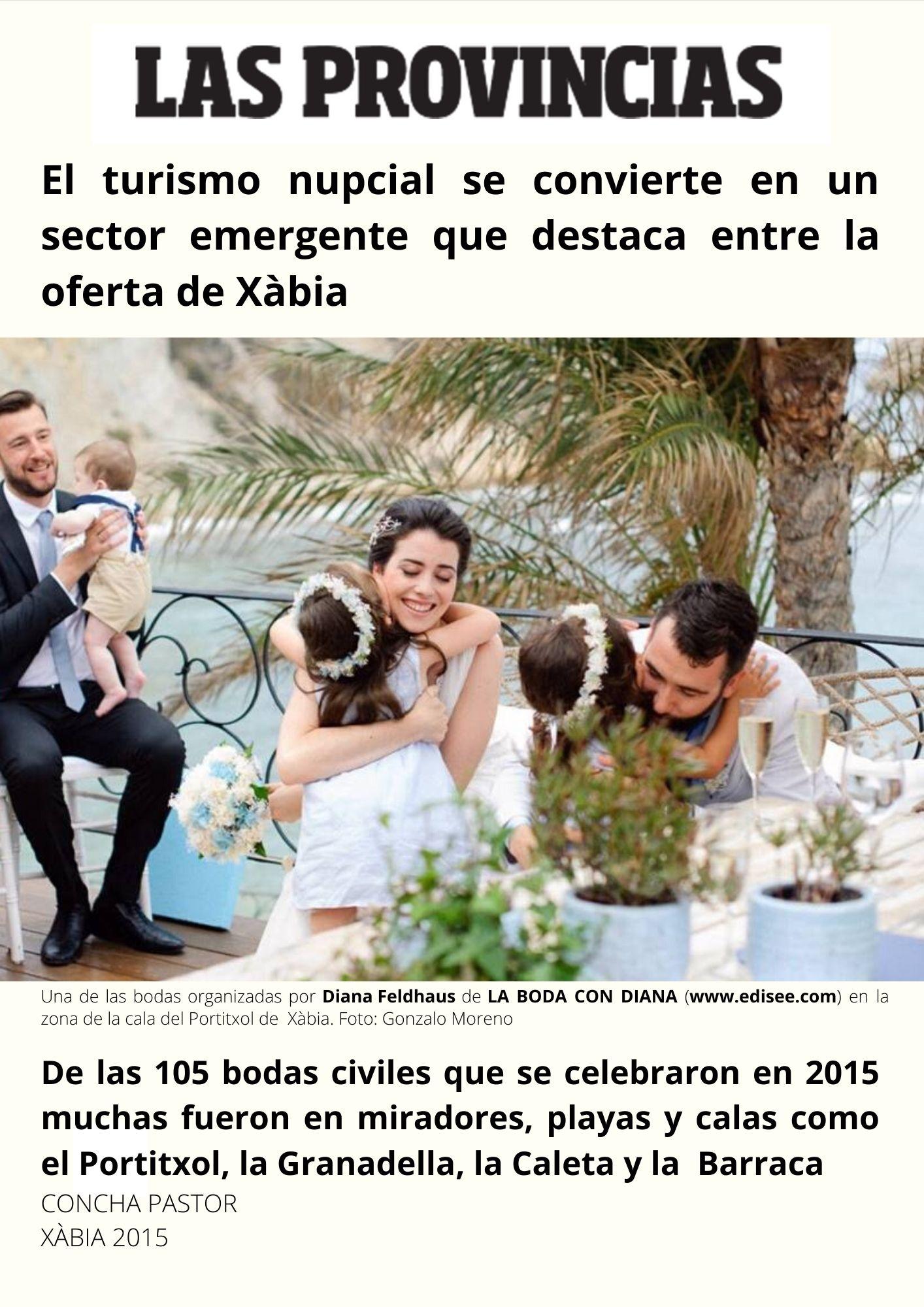 Wedding planner en Madrid organizadora de bodas en España